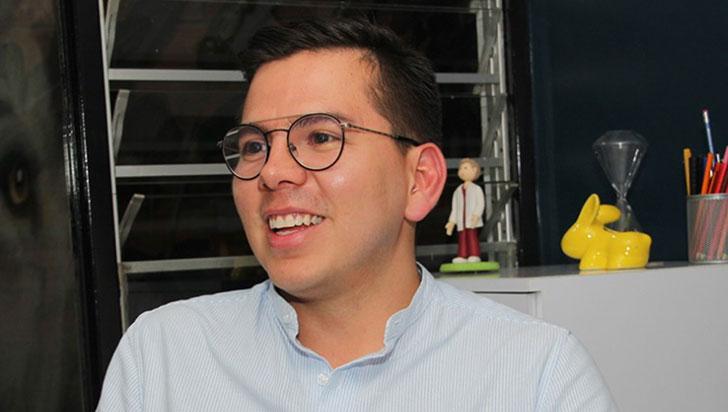 """""""El autismo  es una condición, no una enfermedad"""": David Cubillos"""