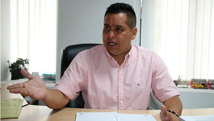 """""""No le han dado la importancia que el Plan de Saneamiento de Vertimiento, merece"""": Concejal Luis Fernando Lasprilla"""