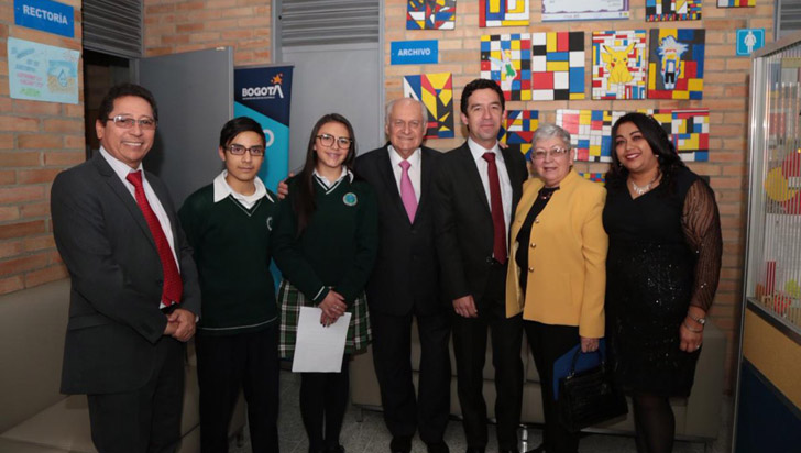 Estudiantes colombianos serán premiados por investigaciones experimentales