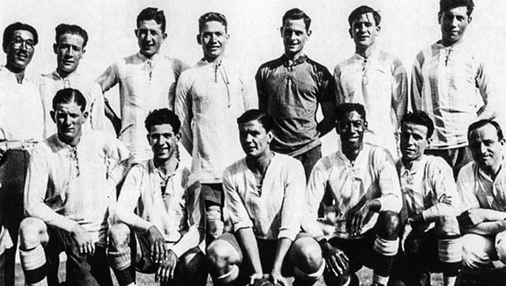 En 1925 ocurrió la versión más reducida de la  Copa América