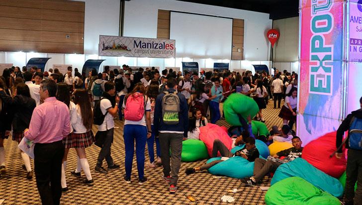 ExpoU abre sus puertas a los quindianos