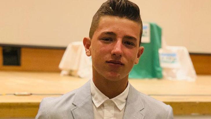Camilo Cano, el deportista Acord del futuro