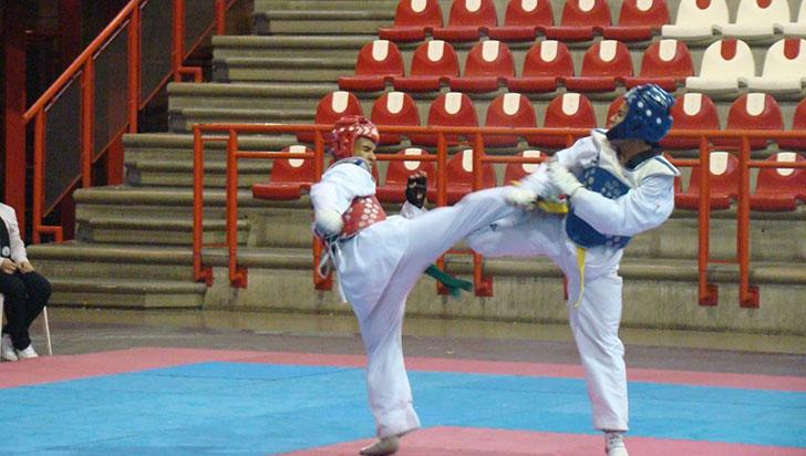 Yeong Wonhan logró cinco oros en Copa Antioquia de Taekwondo