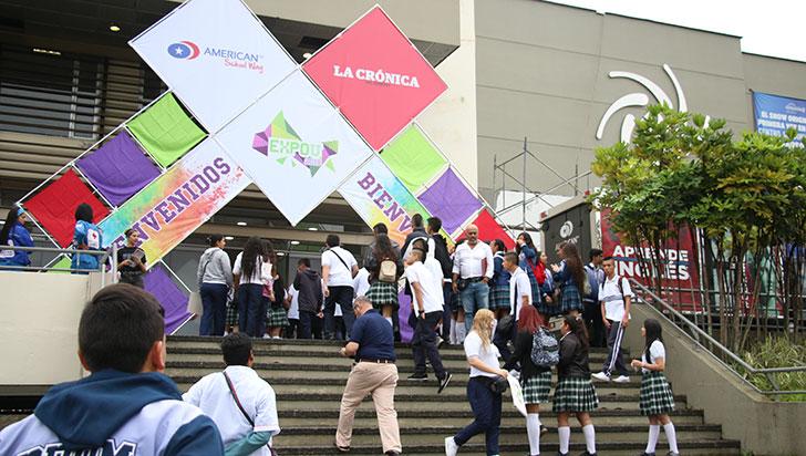 Minuto a minuto: Así fue el primer día de la feria universitaria ExpoU 2019