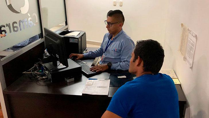 En el departamento se registraron 1.688 negocios nuevos