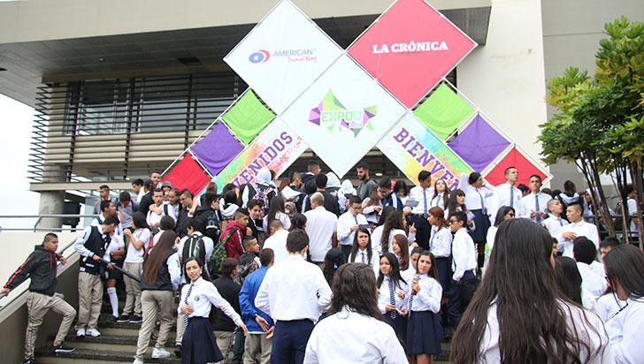 Así se vivió el segundo y último día de ExpoU 2019