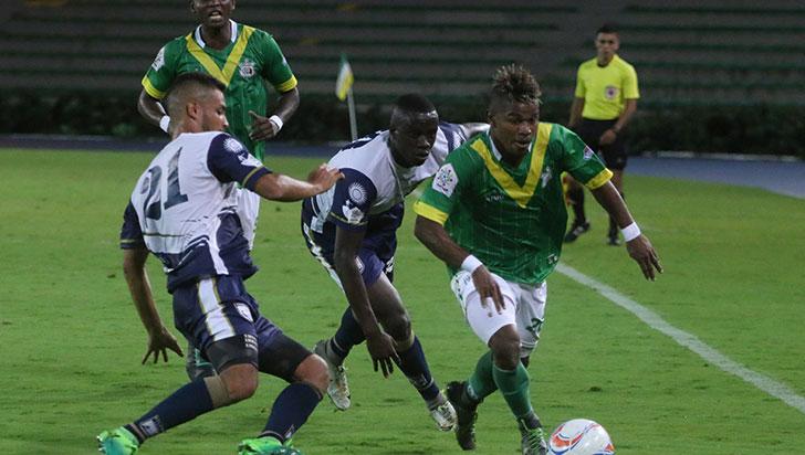 Quindío no pudo con el colero del Torneo Águila, cayó 1-0 frente a Atlético de Cali
