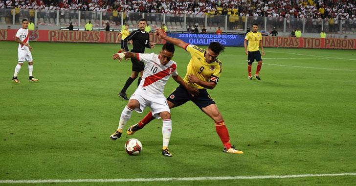 Colombia jugará amistoso contra Perú el próximo 9 de junio en Lima
