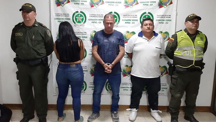 Ciudadano de Calarcá, entre los tres capturados por homicidio en Caldas