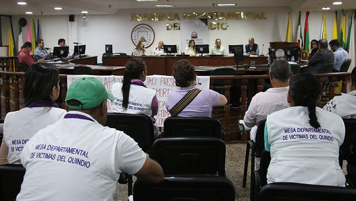 """""""3.000 empleados en unidad de víctimas, un desangre para la población"""": Pastora Mantilla"""