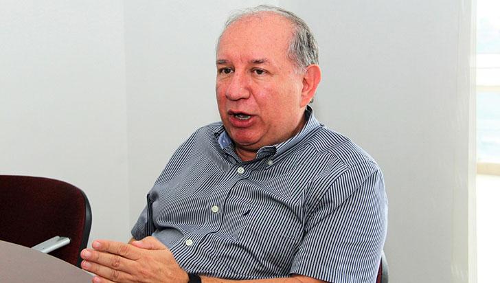 José Fernando Echeverry lideró consulta de opinión de candidatos a rectoría de Uniquindío