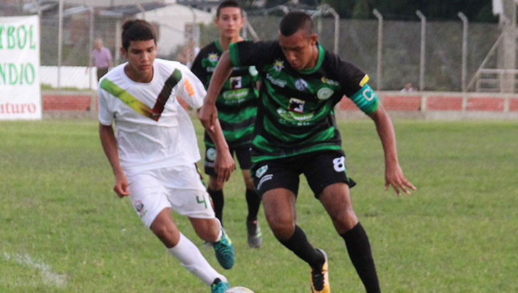 Quindío abrirá en el nacional prejuvenil de fútbol ante Bogotá