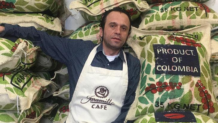 Jaramillo Café del Quindío en festival de Londres