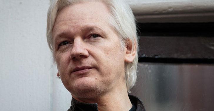 Assange fue detenido por orden de extradición de EE.UU.