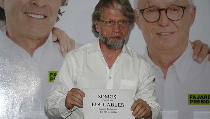 Consejo de Estado anuló elección de Antanas Mockus como senador