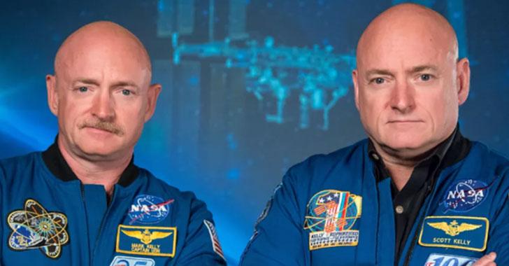 Estudio en gemelos astronautas demuestra que el espacio causa miles de cambios genéticos: Nasa