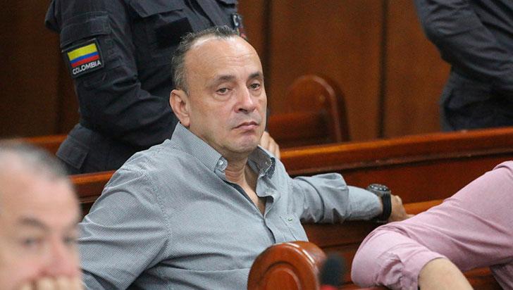 Juzgado aprobó prórroga de prisión para Francisco Javier Valencia