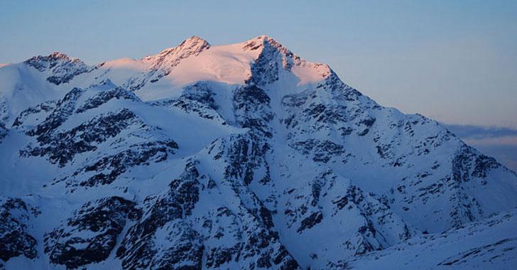 Los microplásticos ahora se encuentran hasta en los glaciares de los Alpes