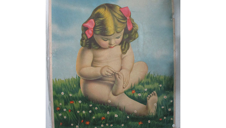 Recuerdos de niguas y de la niña niguatera