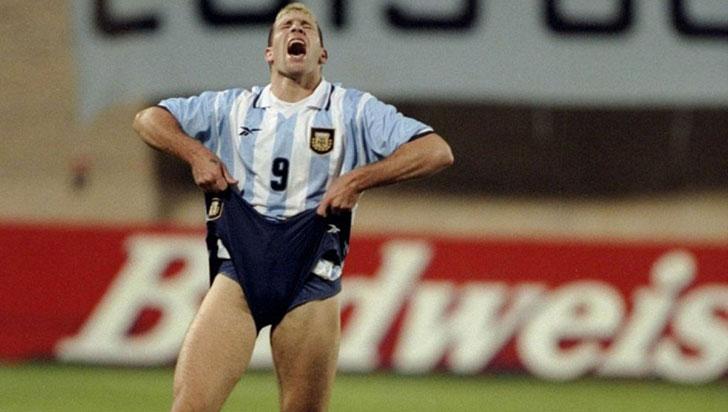Martín Palermo, héroe de Boca Juniors que erró tres penales con Argentina