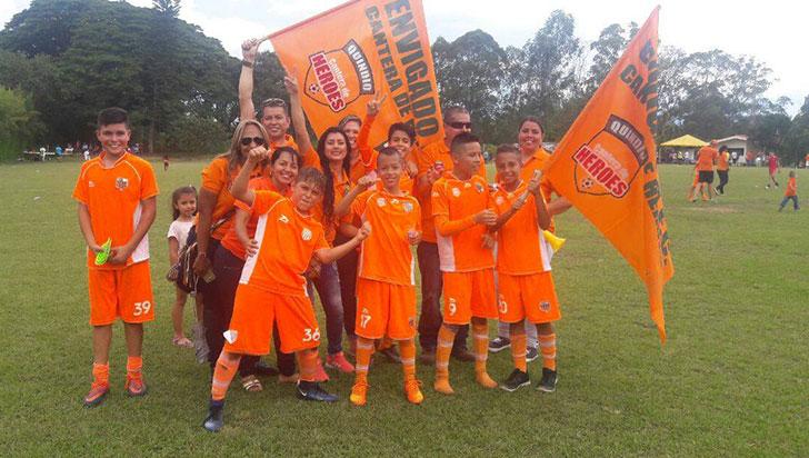 Envigado FC celebrará tres años en el Quindío
