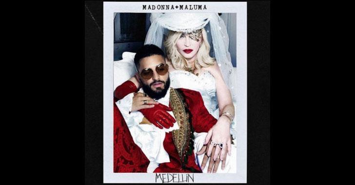 Madonna lanzará este miércoles su canción con Maluma