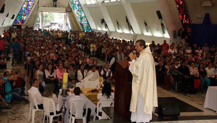 Esta es la programación de las iglesias del Quindío para Semana Santa
