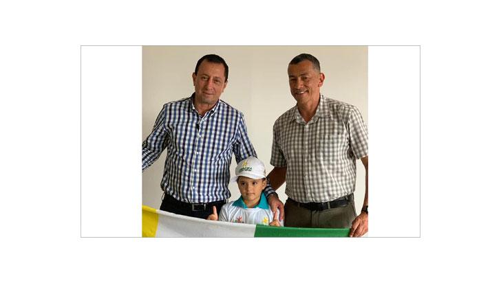 Jacobo Caicedo intervendrá en mundial escolar de ajedrez