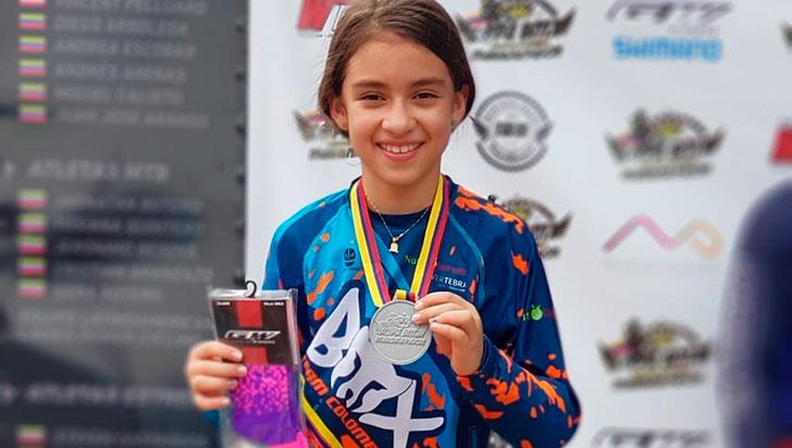 Por el nacional de BMX, Quindío sumó tres platas y un bronce