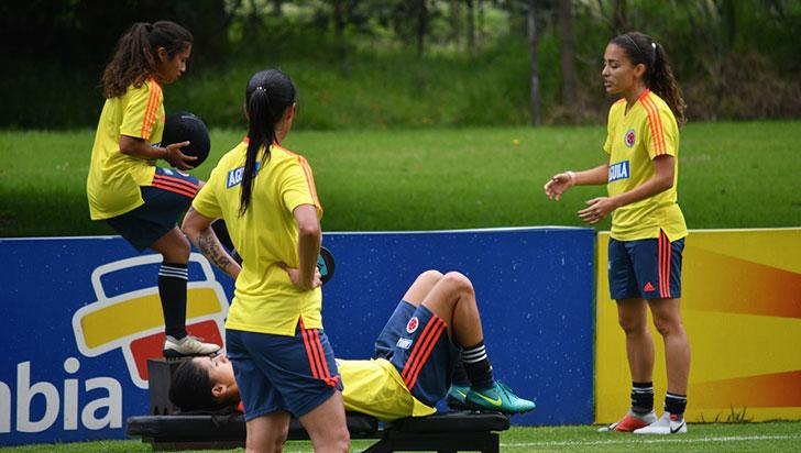 Colombia, entre los nueve países que buscan el mundial femenino de 2023