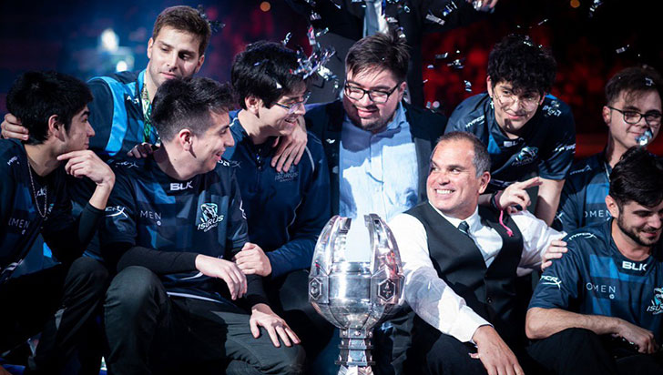 Los argentinos Isurus Gaming, campeones latinoamericanos de League of Legends