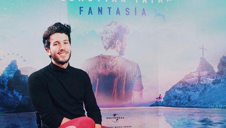 """Yatra espera que Fantasía, su nuevo disco, inspire canciones con """"más amor y respeto"""""""