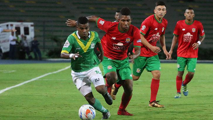 Clasificación y liderato, partido clave del Deportes Quindío ante Barranquilla FC