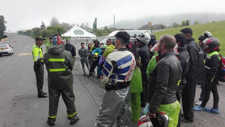 #YoMeComprometo continúa acompañando ejercicios de seguridad en las carreteras