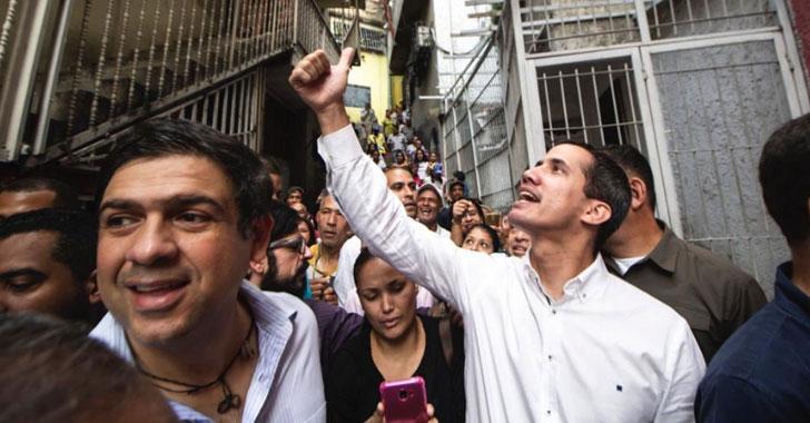 Embajadores de Juan Guaidó se reunirán el 27 de abril en Colombia