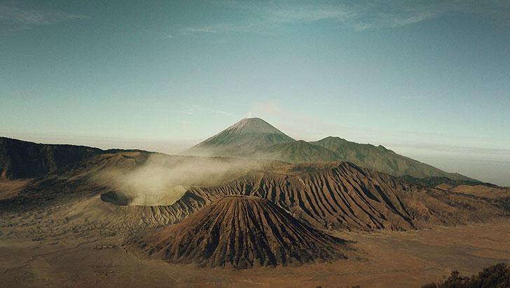 ¿Cómo se forman los deslizamientos de tierra y los volcanes? Investigación da luces al respecto