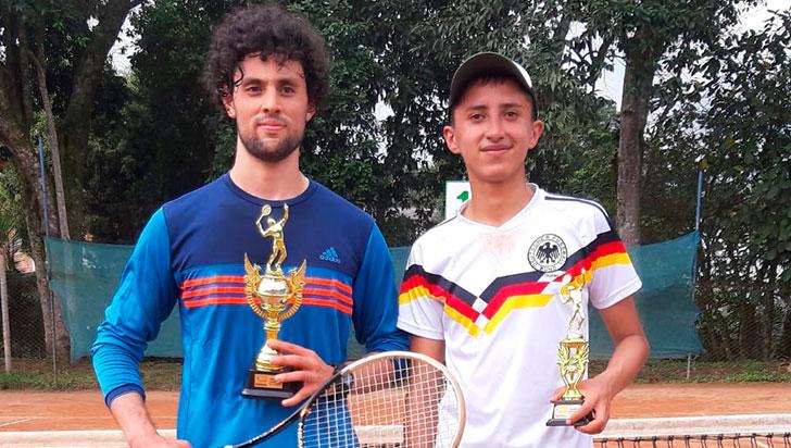 En ranking de Agassi, se impuso Juan Taborda