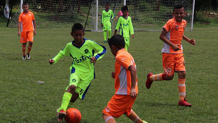 Copa Boy Toys se retoma con el clásico Piguas-Camino al Fútbol