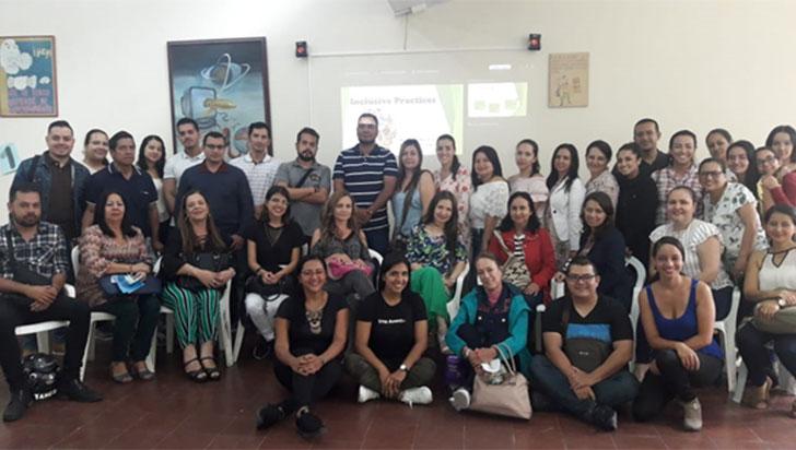 Maestros del Quindío, camino al bilingüismo