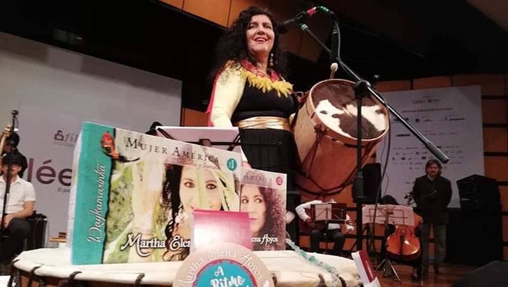 'Mujer América' de la quindiana Martha Elena Hoyos está en Filbo 2019