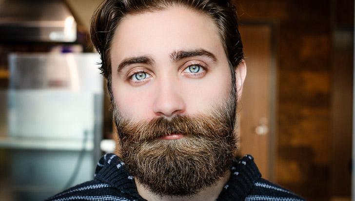 Los hombres tendrían más bacterias en sus barbas que los perros en su pelaje