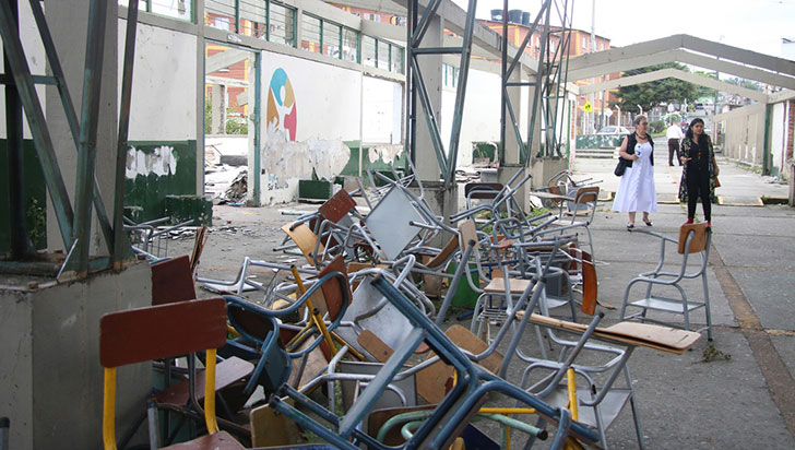 """""""Los atrasos en obras de colegios ya fueron notificados a las aseguradoras"""", Henry Gómez Tabares"""