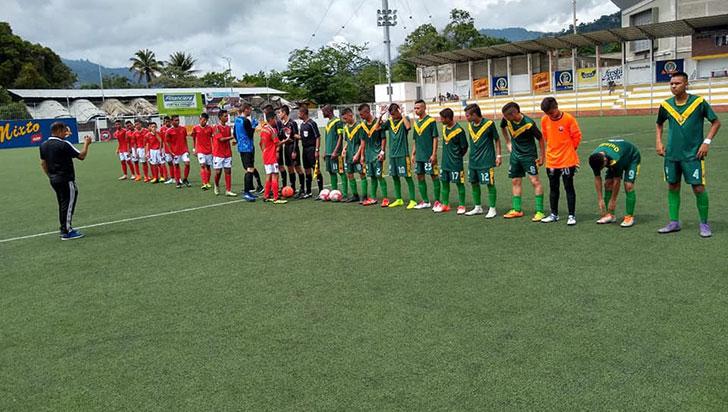Quindío quedó ubicado en grupo 1 de semifinal nacional prejuvenil de fútbol