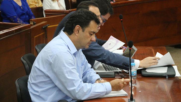 El exalcalde Carlos Mario Álvarez Morales se prepara para el juicio oral