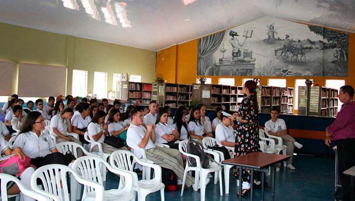 Colegios de Armenia, primeros que tendrán Sistema Nacional de Convivencia Escolar