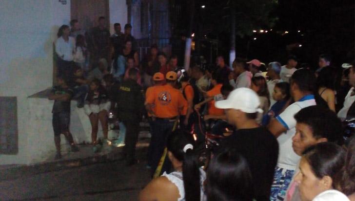 Explosión de granada en Quimbaya dejó una víctima mortal
