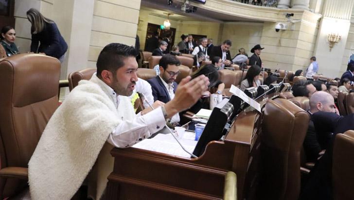 Plenaria de la Cámara de Representantes aprobó Plan Nacional de Desarrollo