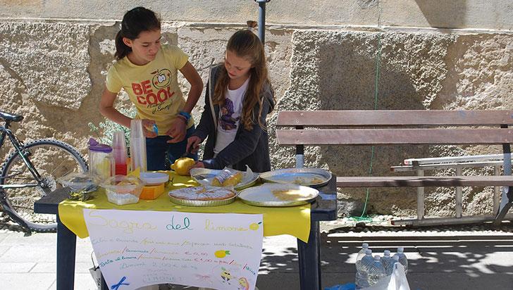 Los niños de Nueva York podrán vender limonada en la calle sin ser multados