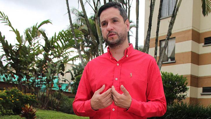 Carlos Andrés García, nuevo coordinador nacional de Ascun