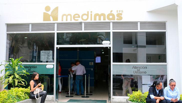 Medimás seguirá activo mientras no haya fallo de Supersalud, aseguró gerente regional